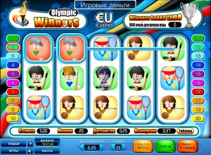 Olympic Winners Slot
